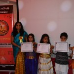 Children - Telugu Association of Reading and Around 2015 Ugadi