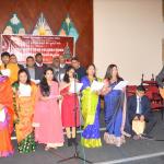 Telugu Christmas 2019 celebrations London UK TAL