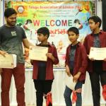 TAL Children's Day Celebrations - 2019 Telugu